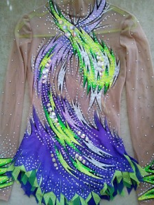 Blue Purple and Lime with Swirl Leo (1)